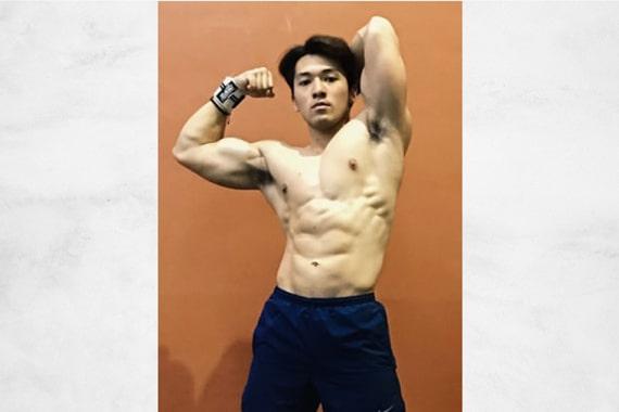 神戸 フィットネス ブレイブ トレーナー選手 ベストボディ